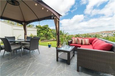 kapolei Single Family Home For Sale: 92-1004 Kanehoa Loop