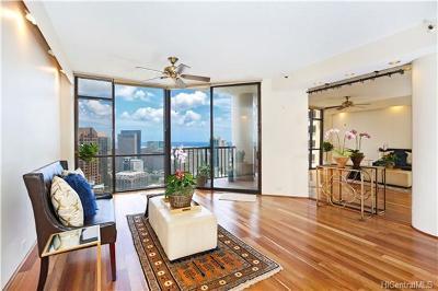 Honolulu Condo/Townhouse For Sale: 60 N Beretania Street #PHB9