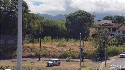 Honolulu County Residential Lots & Land For Sale: 1000 Luapele Drive