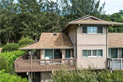 Kailua  Condo/Townhouse In Escrow Showing: 978d Akipohe Place #2D