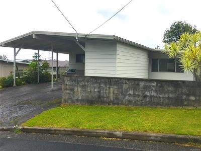 Kaneohe Rental For Rent: 45-663 Apuakea Street