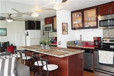 Honolulu Condo/Townhouse For Sale: 2211 Ala Wai Boulevard #3107