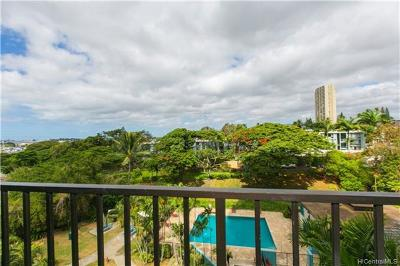 Aiea Condo/Townhouse For Sale: 98-402 Koauka Loop #302