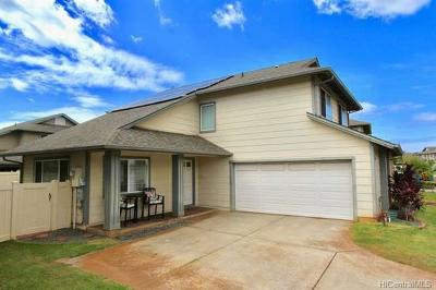 Ewa Beach Single Family Home For Sale: 91-1035 Hookaahea Street