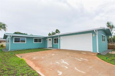 Ewa Beach Single Family Home In Escrow Showing: 91-463 Papipi Road
