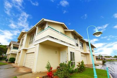 Ewa Beach Condo/Townhouse In Escrow Showing: 91-1145 Laaulu Street #12D