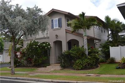 Ewa Beach Single Family Home For Sale: 91-1009 Kaiapele Street