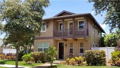 Ewa Beach Single Family Home For Sale: 91-1022 Waikai Street