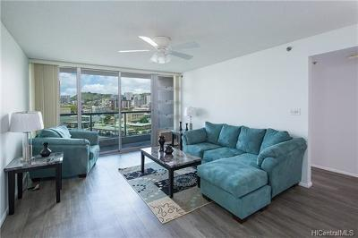Honolulu Condo/Townhouse In Escrow Showing: 1448 Young Street #812