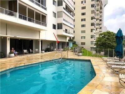 Honolulu Condo/Townhouse For Sale: 999 Wilder Avenue #101