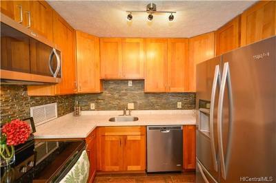 Honolulu County Condo/Townhouse For Sale: 1600 Wilikina Drive #C304