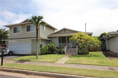 Haleiwa Single Family Home For Sale: 66-485 Kilioe Place