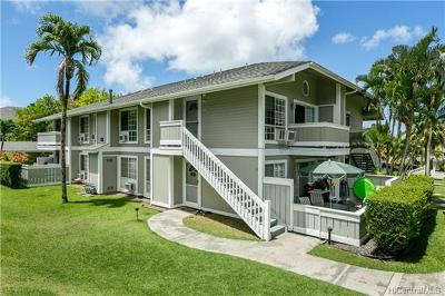 Kaneohe Condo/Townhouse In Escrow Showing: 46-1058 Emepela Way #10S