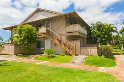 Ewa Beach Condo/Townhouse For Sale: 91-1170 Mikohu Street #40A