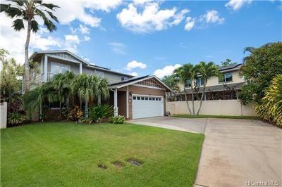 Ewa Beach Single Family Home For Sale: 91-1541 Pukanala Street