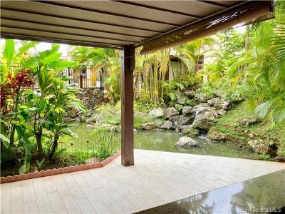 Kaneohe Rental For Rent: 46-146 Kiowai Street #2614