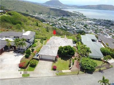 Single Family Home For Sale: 539 Maono Loop