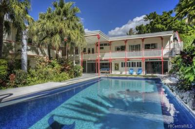 Single Family Home For Sale: 3234 Noela Drive