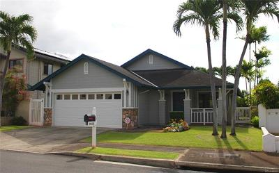 Waipahu Single Family Home For Sale: 94-221 Makawai Place
