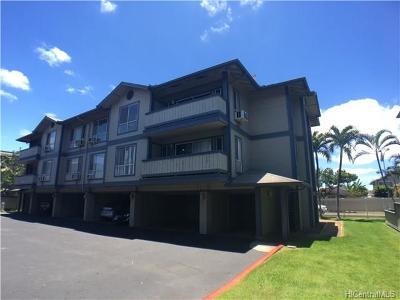 Ewa Beach Rental For Rent: 91-285 Hanapouli Circle #9I