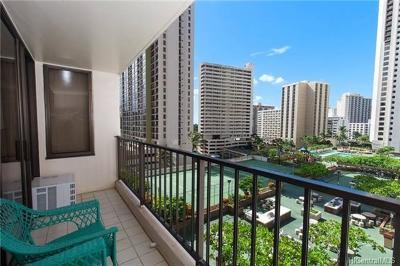 Honolulu Condo/Townhouse For Sale: 201 Ohua Avenue #908