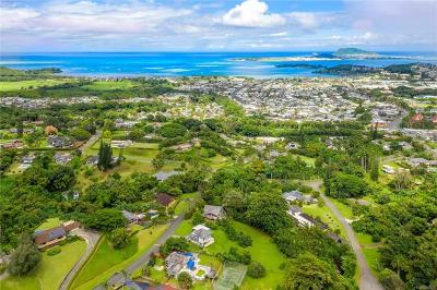 Kaneohe Single Family Home For Sale: 46-348 Hololio Street