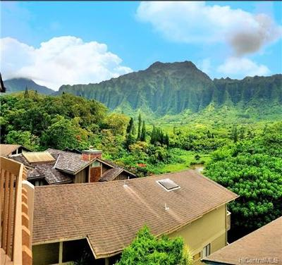 Kaneohe Single Family Home In Escrow Showing: 45-681 Maiaponi Place