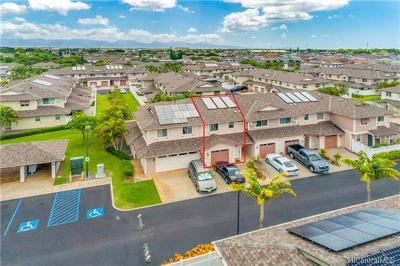 Kapolei Condo/Townhouse For Sale: 91-1175 Kaiau Avenue #903