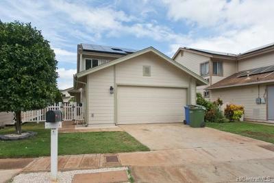 Waianae Single Family Home For Sale: 87-326 Kulawae Street