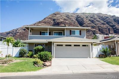 Waianae Single Family Home For Sale: 84-575 Kili Drive #60