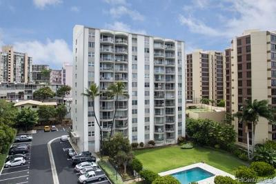Honolulu Condo/Townhouse For Sale: 1018 Lunalilo Street #403