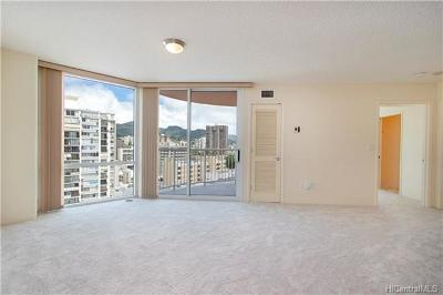Honolulu Condo/Townhouse For Sale: 801 S King Street #1709