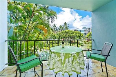 Kailua Condo/Townhouse For Sale: 1030 Aoloa Place #207A