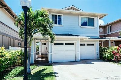 Single Family Home For Sale: 91-1200 Keaunui Drive #601