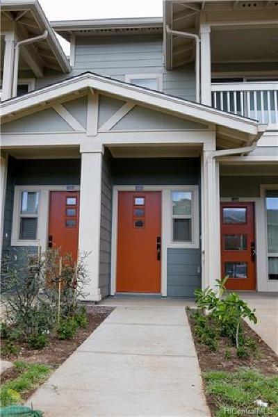 Ewa Beach Rental For Rent: 91-1081 Iwikuamoo Street #1407