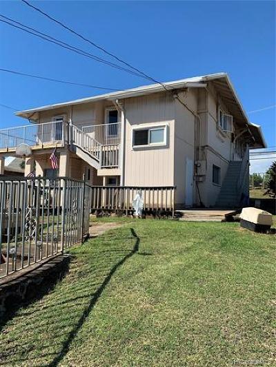 Aiea Single Family Home For Sale: 99-066 Nalopaka Place