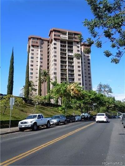 Aiea Condo/Townhouse For Sale: 98-501 Koauka Loop #A1608
