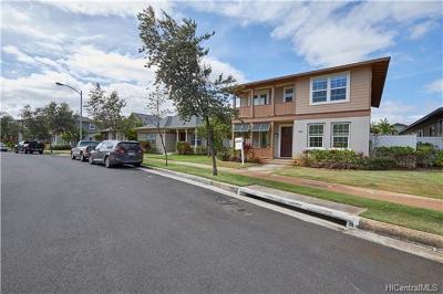 Ewa Beach Single Family Home For Sale: 91-1373 Kaiokia Street