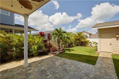 Ewa Beach Single Family Home For Sale: 91-1057 Kai Oio Street