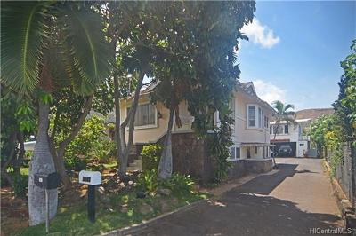 Single Family Home For Sale: 3347 Hayden Street