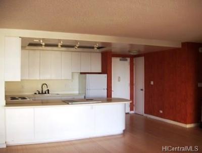 Hawaii County, Honolulu County Rental For Rent: 1350 Ala Moana Boulevard #805