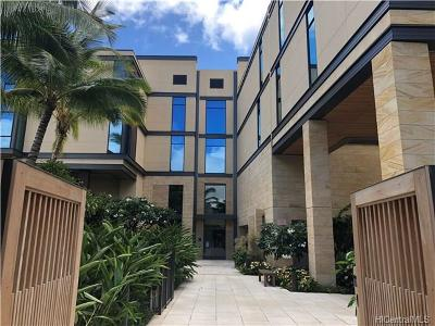 Hawaii County, Honolulu County Rental For Rent: 1388 Ala Moana Boulevard #3702