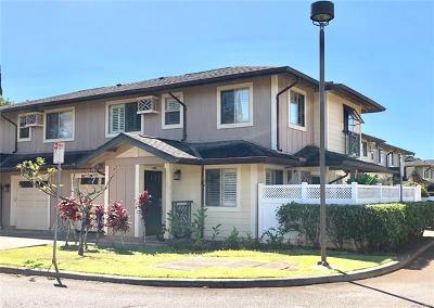 Mililani Condo/Townhouse For Sale: 95-973 Ukuwai Street #3307