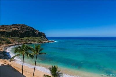 Waianae Condo/Townhouse For Sale: 84-965 Farrington Highway #A706