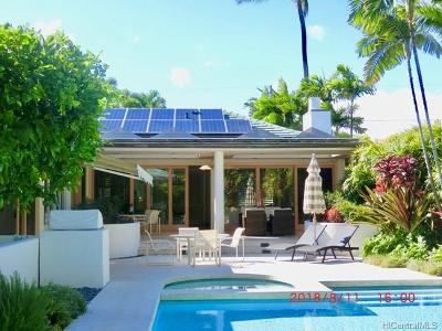 Hawaii County, Honolulu County Rental For Rent: 4657 Aukai Avenue