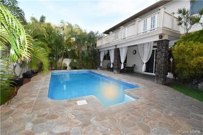 Ewa Beach Single Family Home For Sale: 91-1005 Hoomanao Street