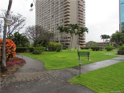Honolulu Condo/Townhouse For Sale: 1255 Nuuanu Avenue #E2401