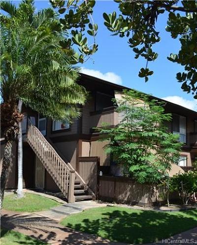 Ewa Beach Condo/Townhouse For Sale: 91-1059 Puamaeole Street #5D