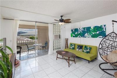 Hawaii County, Honolulu County Rental For Rent: 475 Atkinson Drive #1201