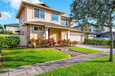 Ewa Beach Single Family Home For Sale: 91-1105 Hoiliili Street
